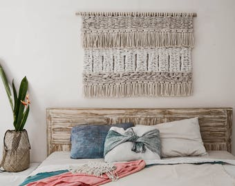 Natural Macrame wallhanging by Ranran Design