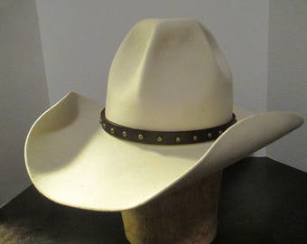 Vintage Western cowboy hat by Bailey, size 7