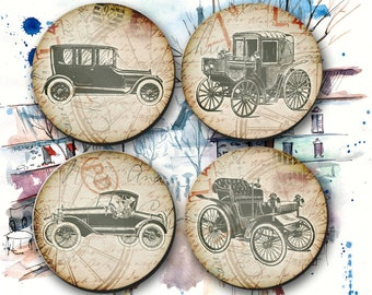 Coasters - Fathers Day, Dad's Day, Gift for Dad, Gift for Father - CO00939