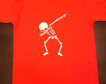 Dab Skeleton T-Shirt