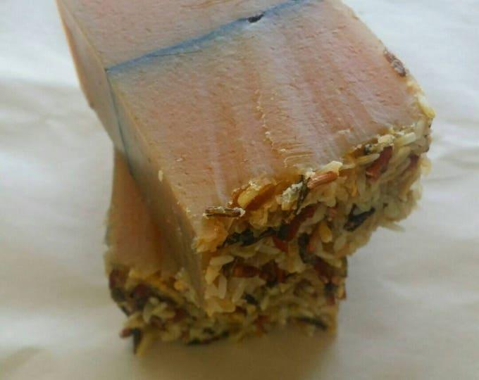 arroz con leche artisan handmade soap
