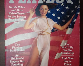 playboy July 1977 vintage magazine