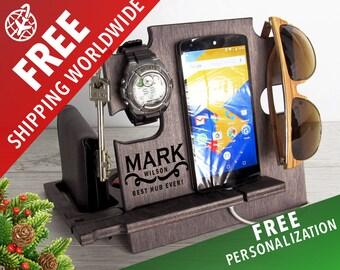 Christmas gift for man,docking station,gift for men,christmas gift for friend,christmas gift for boyfriend,christmas gift for friend