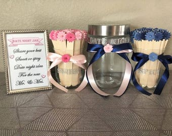 Date Night Jar (Pre-Made & Ready to Ship)