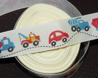 Grosgrain Ribbon car, truck.