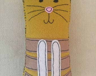 Kitty Stuffed Toy