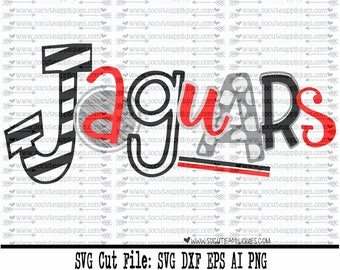 Jaguars SVG, Cut file, Cheer svg, School spirit, socuteappliques, SvG Sayings, football svg, football sister svg, football mom svg