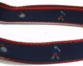 Dog Collar, Golf