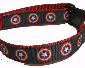 Dog Collar, Captain America