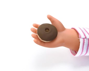 AG Doll Chocolate Donut