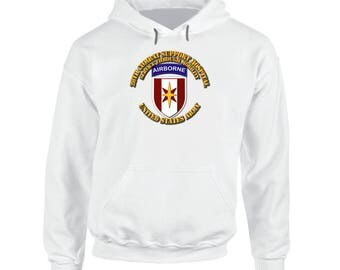 Army - 28th Cbt Sup Hospital - Service Mobility Hoodie