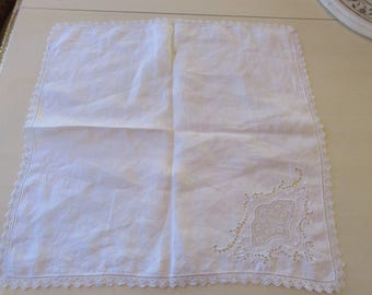 LINEN DINNER NAPKIN or Hand Towel