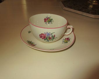 ENGLAND FONDEVILLE CUP and Saucer Set