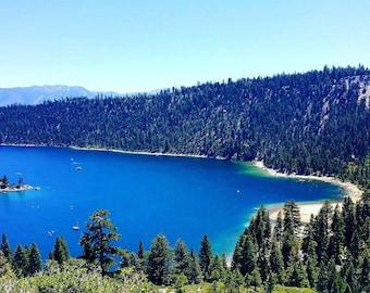 Emerald Bay Photography***Water Photography***Lake Photography ***California Photography***The Deep Emerald