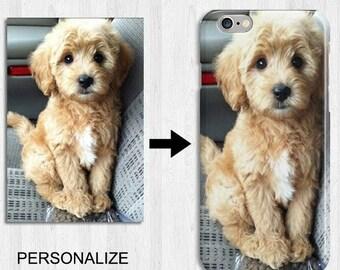 20% SALE Personalized Custom Pet Phone Case, custom iphone case, iPhone 7 personalized,samsung case, custom galaxy case, iphone 7 custom