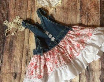 Dress size 1 denim
