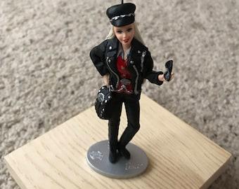 2000 Hallmark Keepsake  Harley-Davidson Barbie Ornament