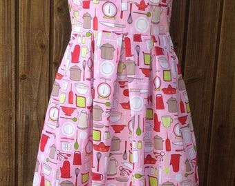 Madeline Dress with Pockets Size 14