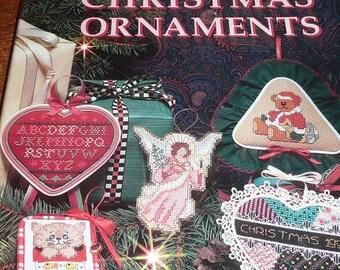 Vintage 100 Cross Stitch Ornaments Book
