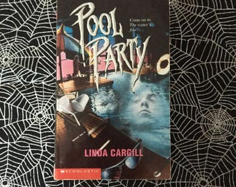 POOL PARTY (Young Adult Paperback by Linda Cargill)