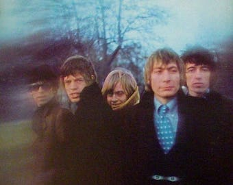 The Rolling Stones -  Between The Buttons 60's First Press Classic Rock Vinyl LP