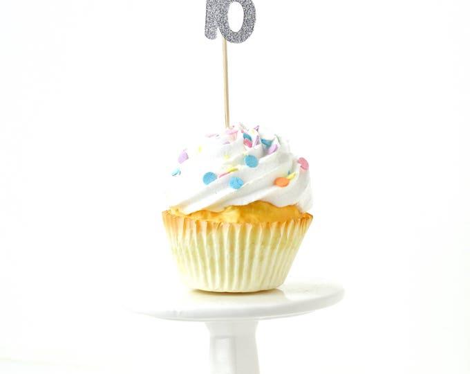 Cupcake Cake Toppers Jamboree Party Box