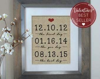 Schön Valentines Day Gift For Him, Personalized Valentineu0027s Gift, Wedding Gift  Husband Gift, Anniversary