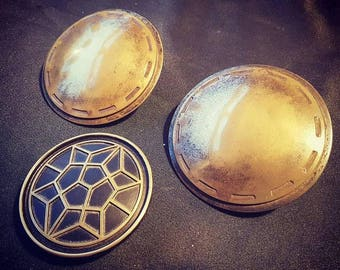 Thor Ragnarok Discs & Buckle