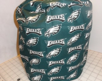 Instant pot cover, Philadelphia Eagles, Super bowl winners, 6 qt size, Limited, cotton FREE US SHIPPING