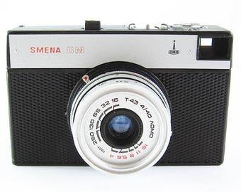 SMENA 8M Russian 35mm Film Camera Lomo lomography old variant