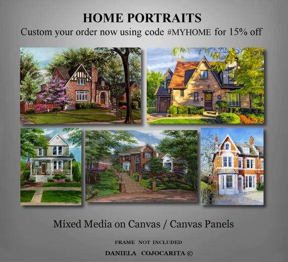 Customized Home portrait