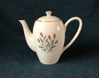Vintage Wedgwood Pink Hope Coffee Pot