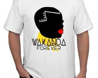 Black Panther - Wakanda Forever/Okoye T-Shirt