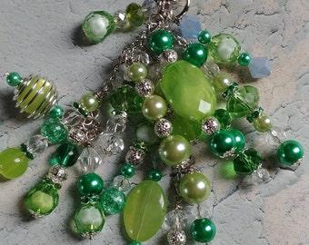Green Bright Cluster Journal/Key Charm