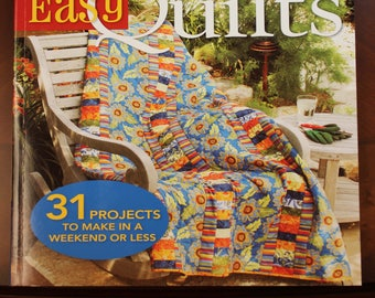Easy Quilts.  Best of Fons & Porter.