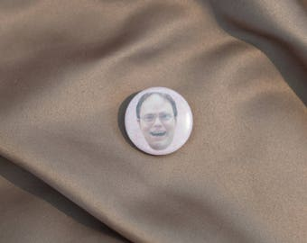 """The Office 1"""" Button - Dwight"""