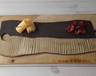 Ceramic cheese board Etsy