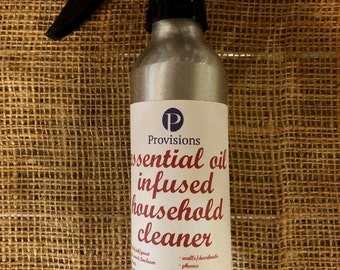 Essential Oil Infused Household Cleaner