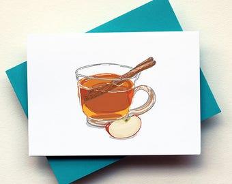Apple Cider Card
