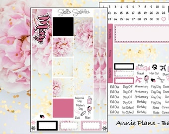 May Montly Kit - Annie Plans - B6