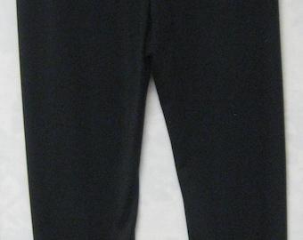 Plus-size girl's leggings