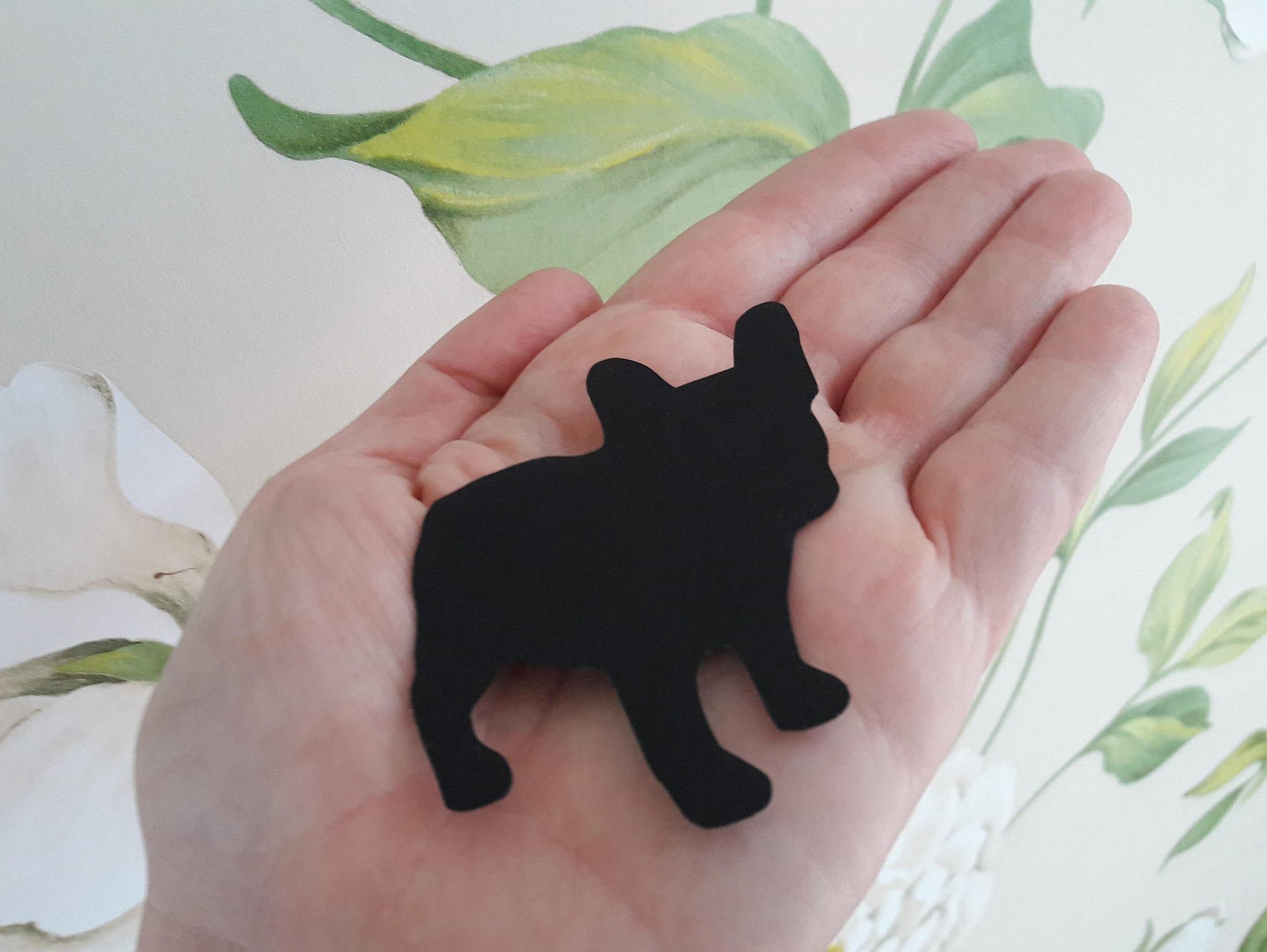 10 French Bulldog Dog Die Cut Cardmaking Scrapbooking DIY Craft ...