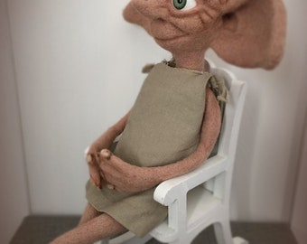 """Dobby (wool) from """"Harry Potter"""""""