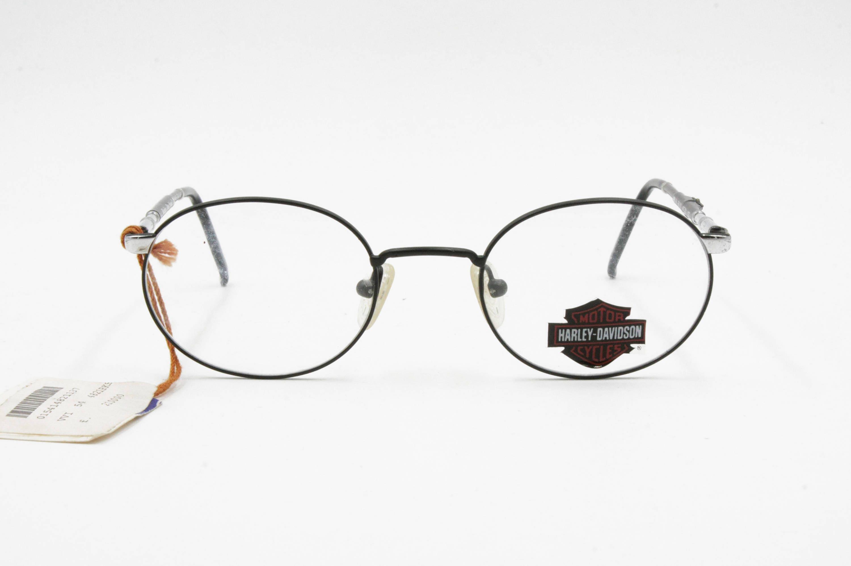 848744ae39f Harley Davidson Motor Cycles black pantos eyeglasses frame mod. HD ...