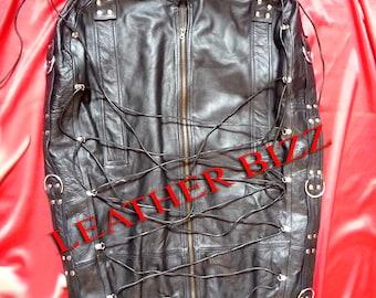 Leather Bondage Escort Real