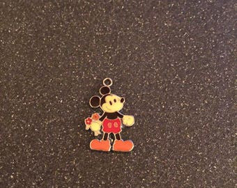 Vintage style Mickey Mouse charm