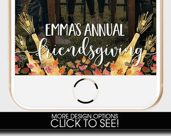 THANKSGIVING SNAPCHAT FILTER, Thanksgiving Snapchat Geofilter, Friendsgiving Filter,Friendsgiving, Feast Mode, Christmas Snapchat fIlter,