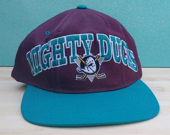 Vintage 90's Anaheim Mighty Ducks Starter Deadstock snapback hat