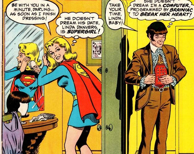 Adventure Comics Comic Book #388 DC Comics 1970 FN/VF