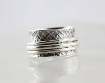 spinner ring  No.6